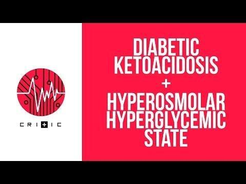Diabetic Ketoacidosis And Hyperosmolar Hyperglycemic State In Adults: Treatment