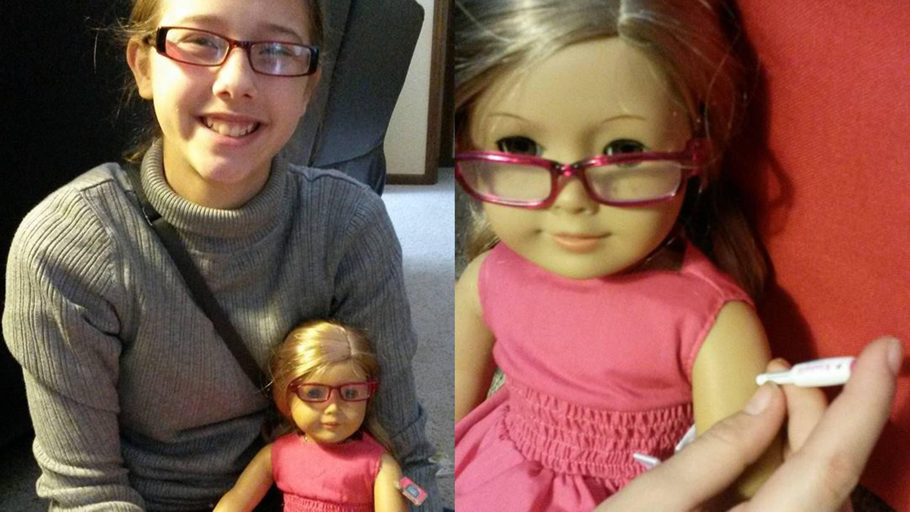 American Girl's New Diabetes Kit Is Making Real Girls' Dreams Come True