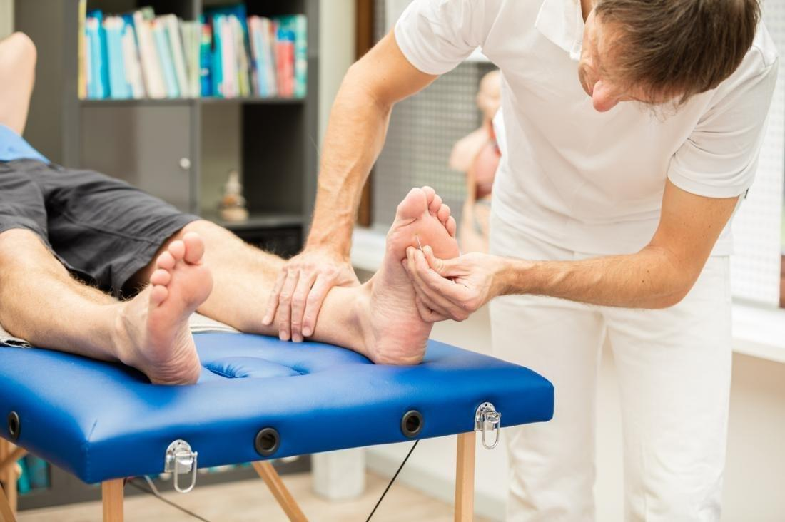 How Can Diabetes Affect The Feet?