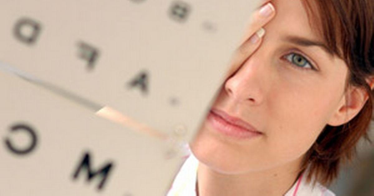 Why A Simple Eye Test Could Save Your Life