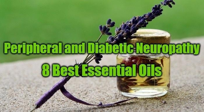 Essential Oils For Diabetic Feet