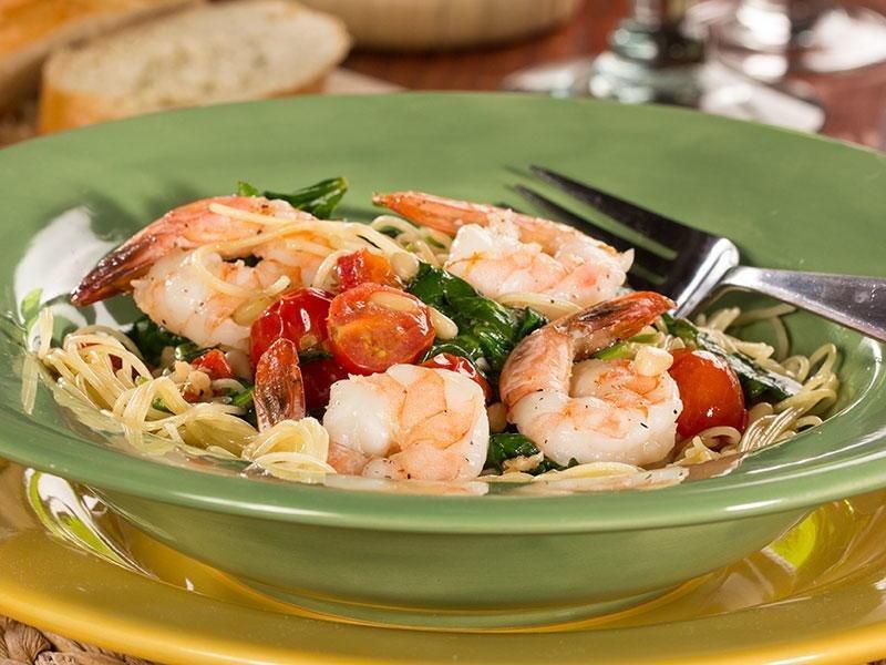 Sauteed Shrimp For Diabetics