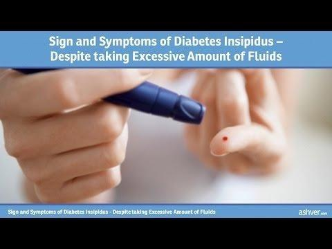 What Is Diabetes Insipidus Caused By
