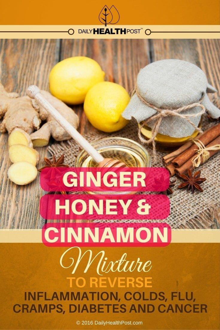 Cinnamon And Honey For Diabetes Recipes