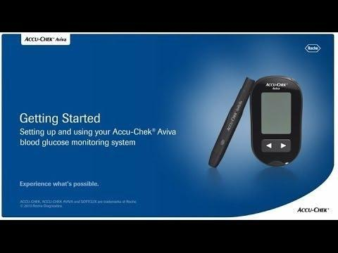Glucose Meter Says Hi