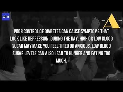 Can Anxiety Be Caused By Diabetes?