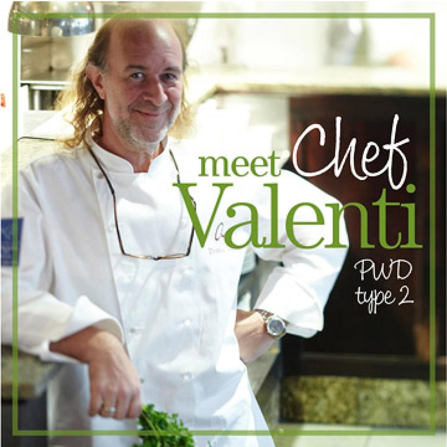 Thriving With Type 2 Diabetes: Chef Tom Valenti