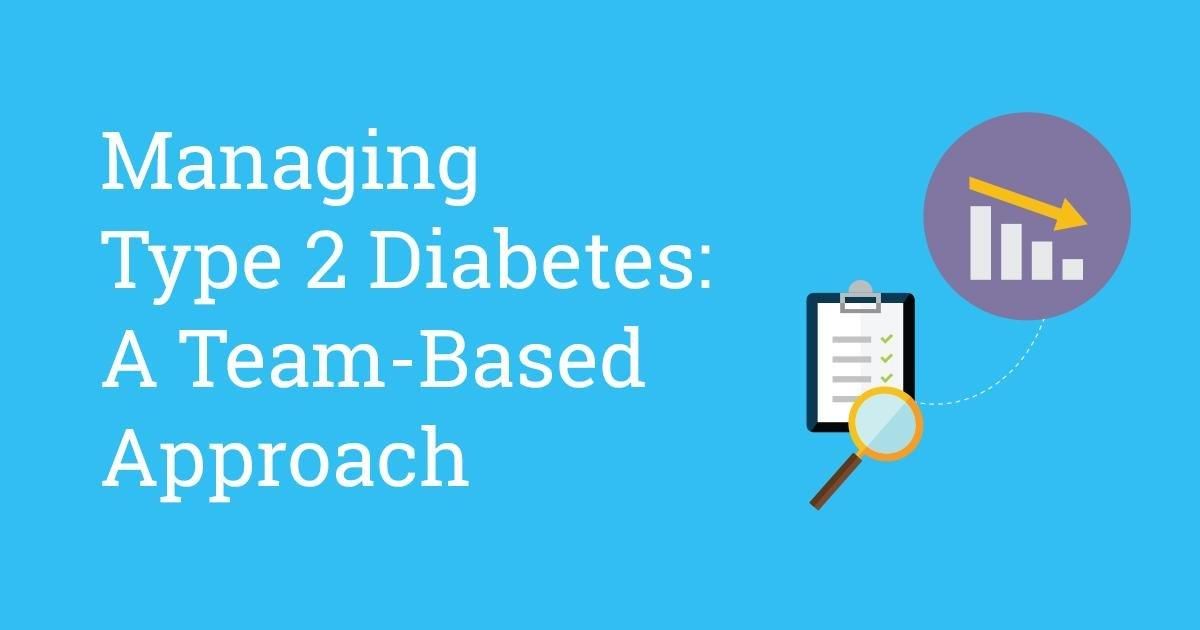 Managing Type 2 Diabetes: A Team-BasedApproach