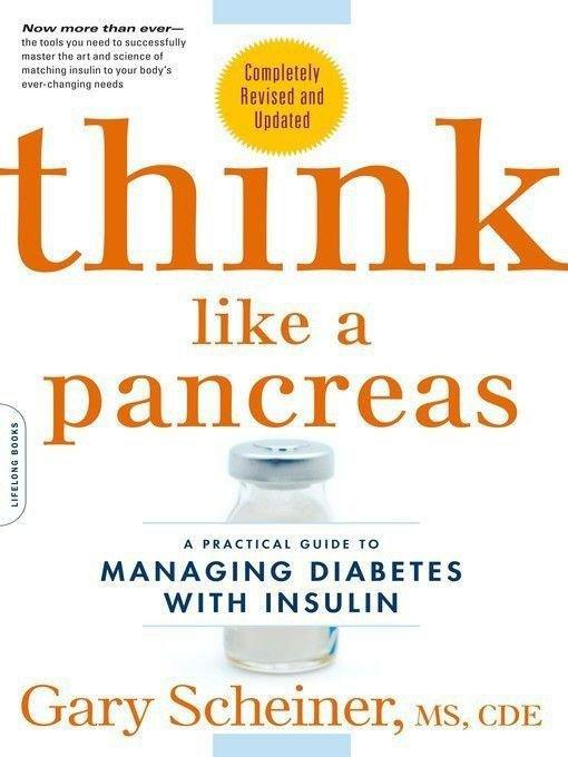 Think Like A Pancreas Ebook