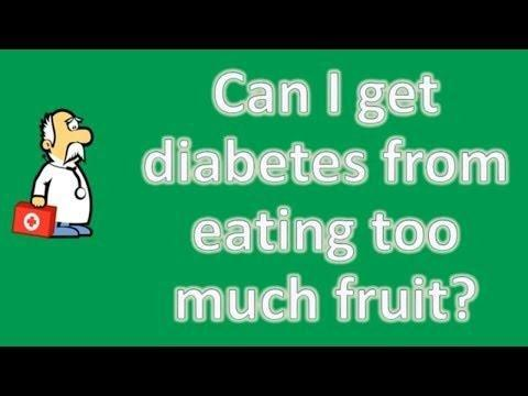 Can You Get Gestational Diabetes From Eating Too Much Sugar
