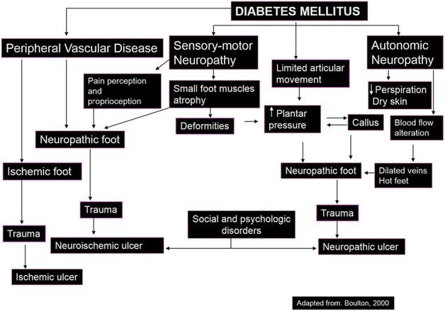 Type 1 Diabetes Skin Conditions