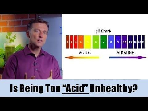 Acidosis Vs Alkalosis Symptoms