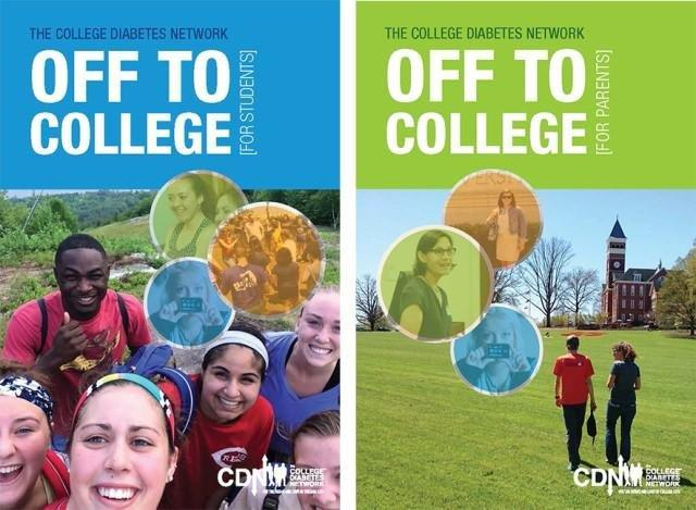 College Diabetes Networks Creates New Booklets For Students And Parents