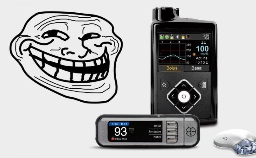Come On, Medtronic, Now You're Just Trolling Us