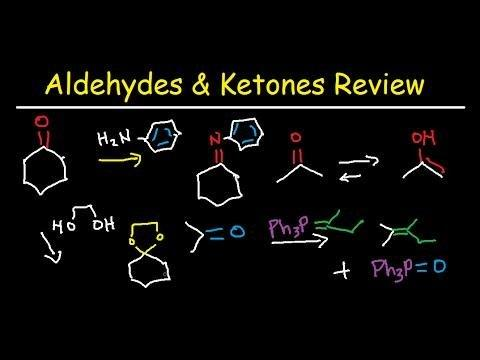 Lab Report-determining Reactions Of Aldehydes And Ketones