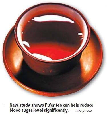 Pu'er Tea A Wonder Cure For Diabetics