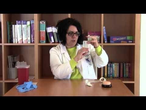 Mixing Insulin Ati Quizlet