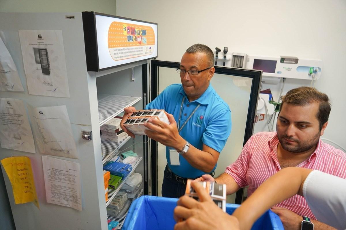 Insulin Reaches Clinics, Patients Navigating Post-storm Life