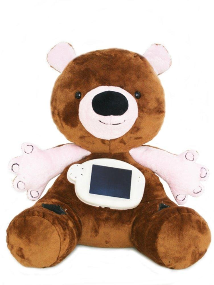 Teddy Bear Could Help Kids Cope With Diabetes