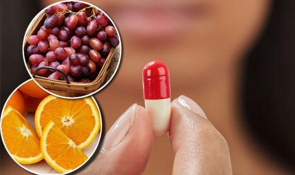 Could Red Grapes And Oranges Treat Heart Disease, Diabetes And Obesity?