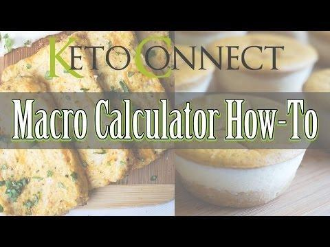 How To Use The Keto Calculator