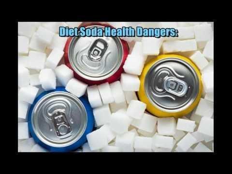 Is Drinking Diet Soda A Health Risk?