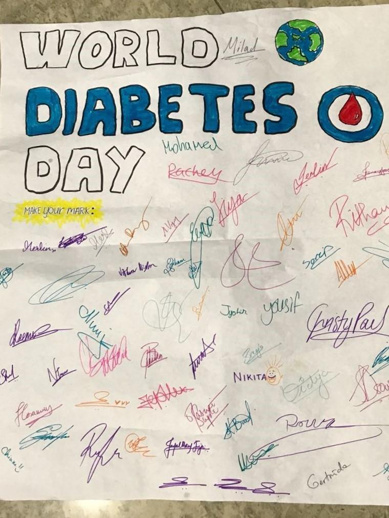 World Diabetics Day