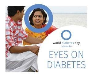 World Heart Federation Is Proud To Support World Diabetes Day On 14 November