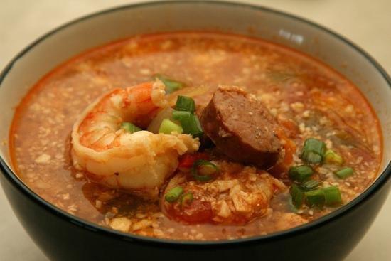 Paleo Crockpot Jambalaya Soup
