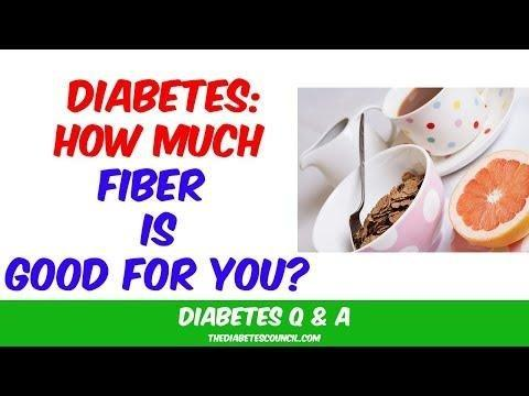 Effects Of Dietary Fiber On Diabetes