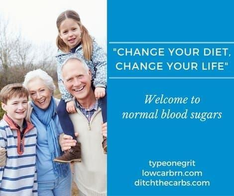 Lchf Diet For Diabetes Type 2