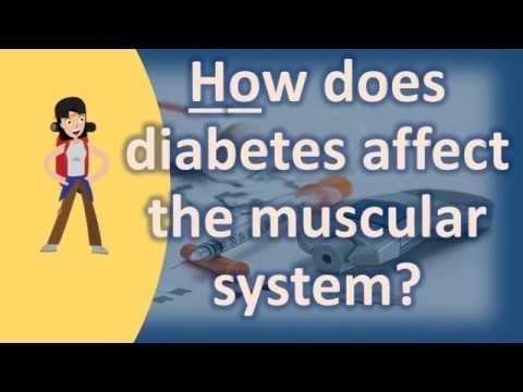 What Body Systems Are Affected By Type 2 Diabetes?