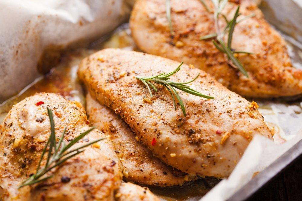 Grilled Chicken Diabetes