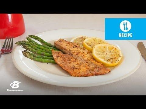 Diabetic Tilapia Recipes