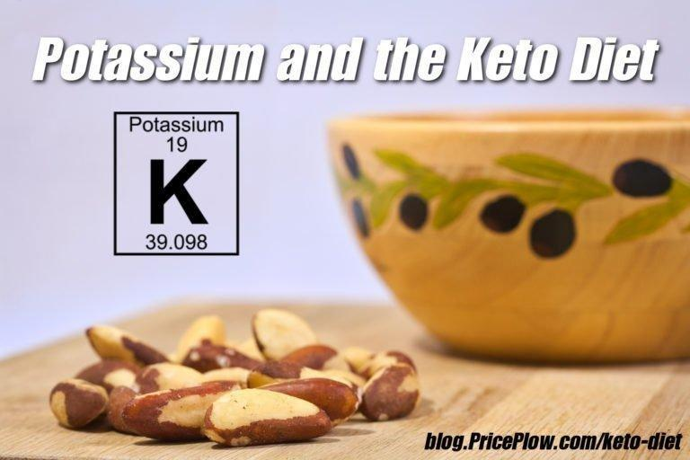 The Other Salt: Potassium And Keto Diet