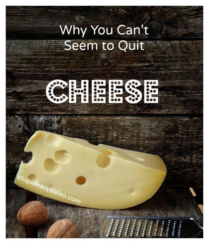 Cheese: Why You Can't Quit It