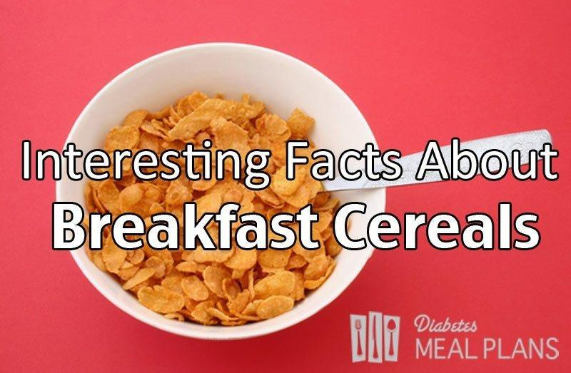 Which Breakfast Cereal Is Best For Diabetics?