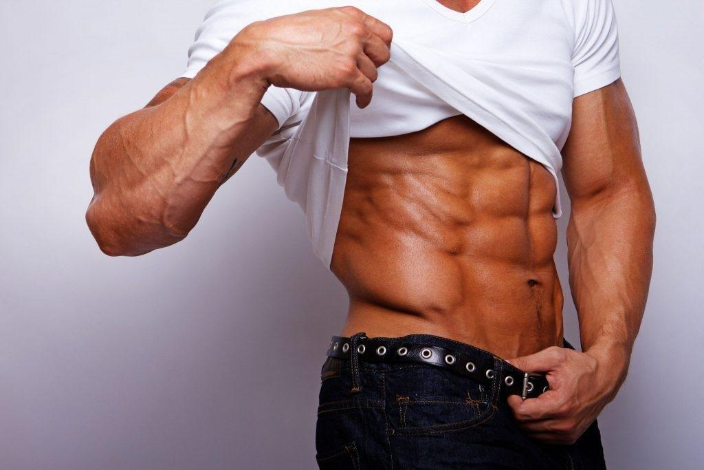 Six Pack Abs And Diabetes