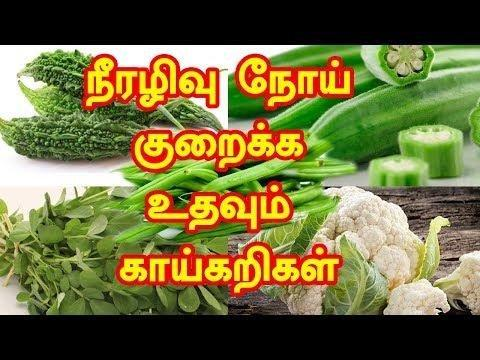 Vegetables For Diabetes
