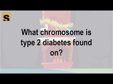 What Chromosome Is Type 2 Diabetes Found On