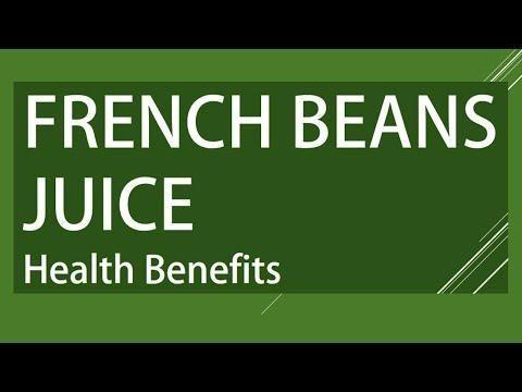 String Bean Juice For Diabetes