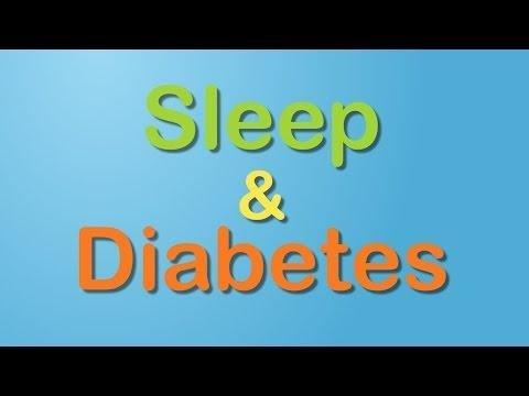 Why Should Patients With Diabetes Get Plenty Of Sleep