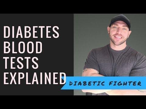 Diabetes Blood Test Results Explained
