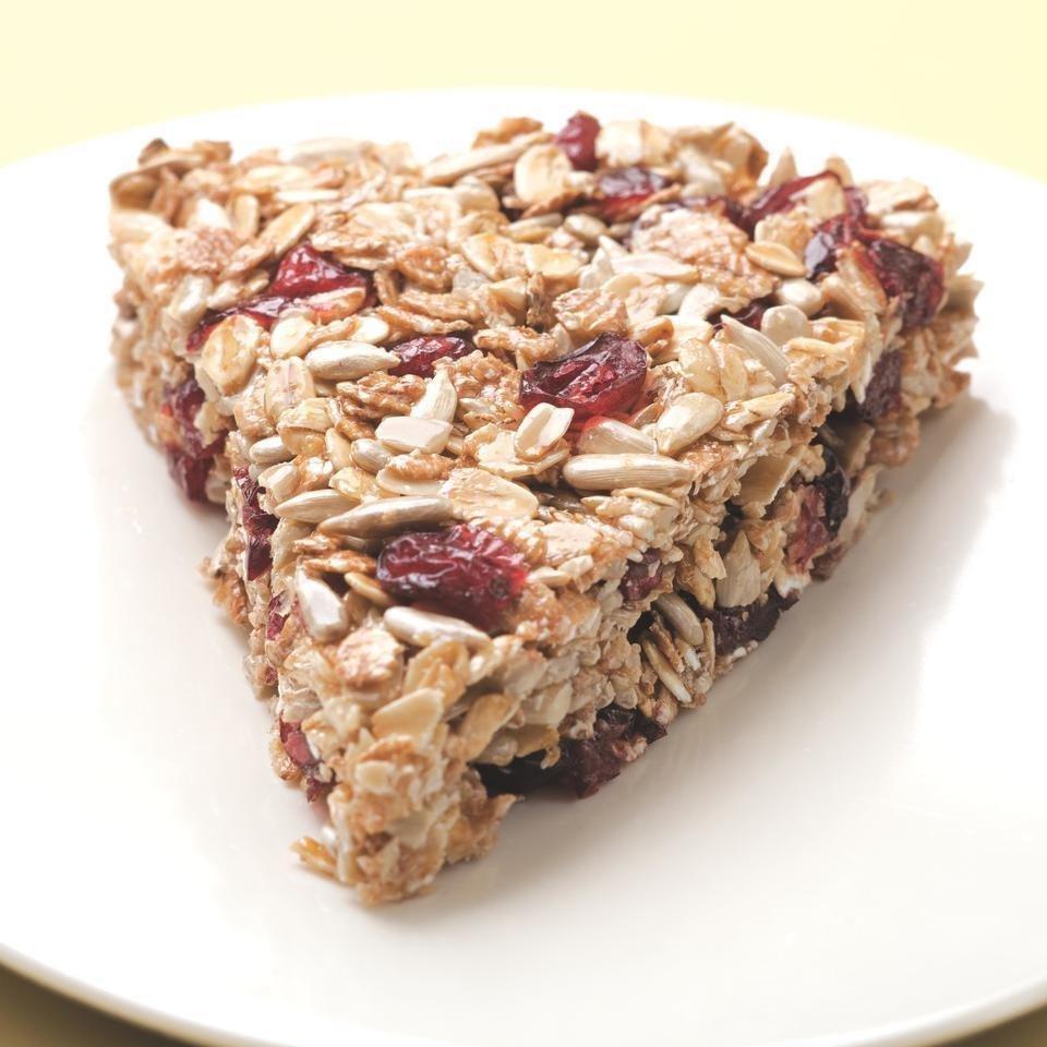 Crunchy Granola Wedges Recipe - Eatingwell