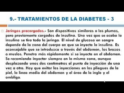 Guas Ada 2014 Para Diagnostico Y Tratamiento De La Diabetes