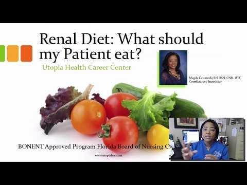 Recipes For Kidney Disease And Diabetes