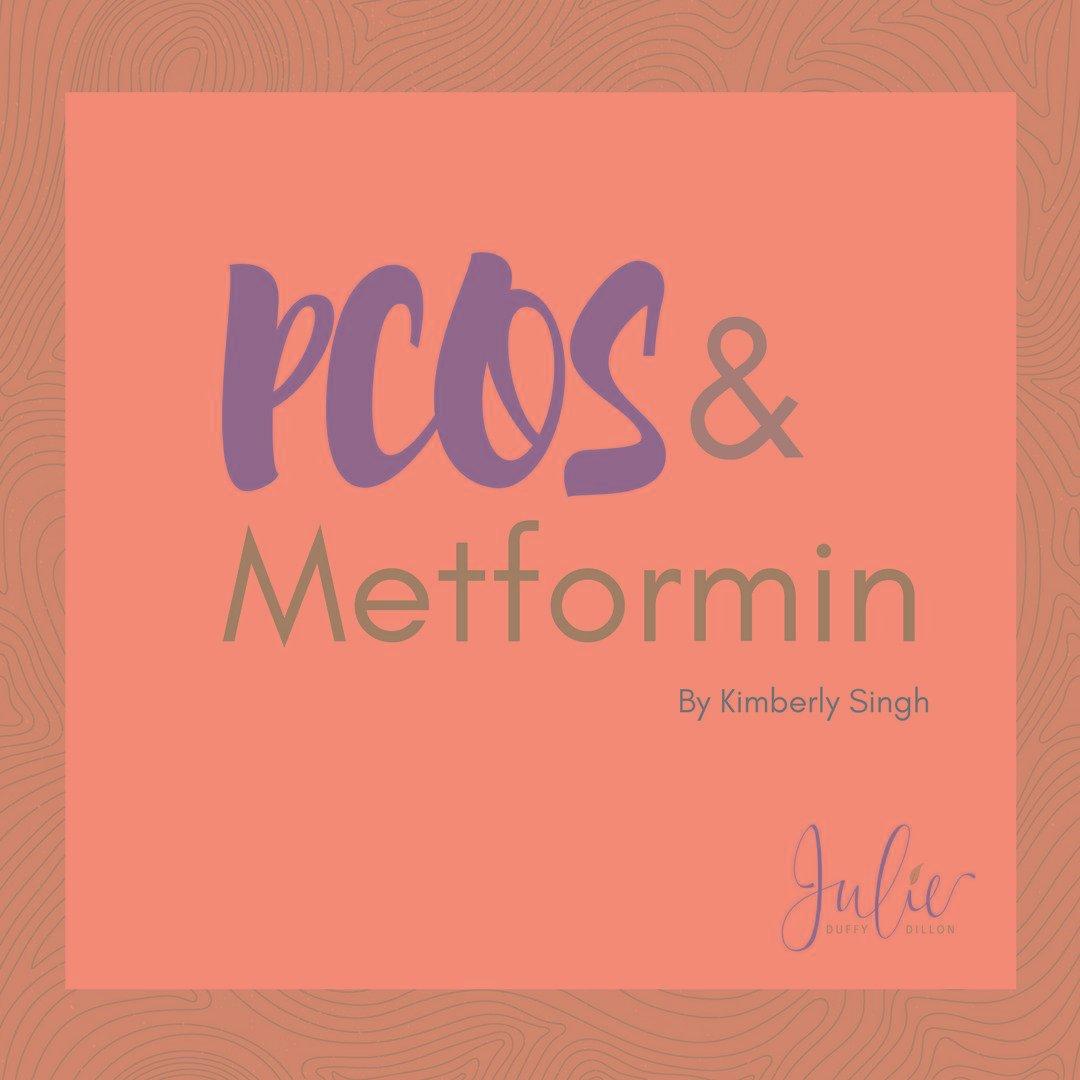 Metformin + Pcos