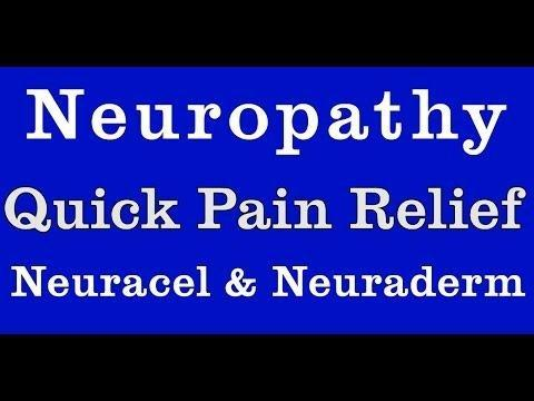 Diabetic Neuropathy Foot Pain Relief