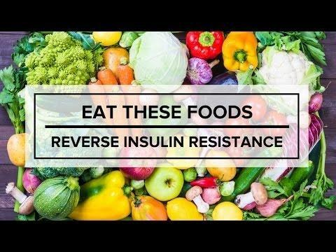 Insulin Resistance Diet