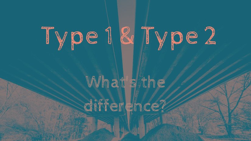 What Are The Two Types Of Diabetes, And How Do They Differ In Cause And Treatment?